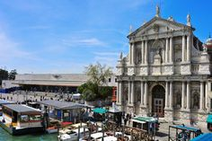 Estação de trem Venezia Santa Lucia