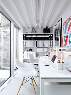 Inside a container home