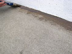 How to Stain Concrete : Outdoors : Home & Garden Television