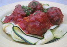Mediterranean Lamb Meatballs #glutenfree #grainfree #paleo