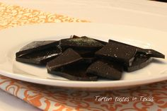 Scottish Recipes - Treacle Toffee