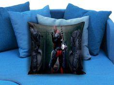 Deadpool Pillow Case Pillow case #pillowcase #pillow #cover #pillowcover #printed #modernpillowcase #decorative #throwpillowcase