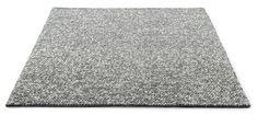 NIRVANA-villamatto 140 x 200 cm tummanharmaa