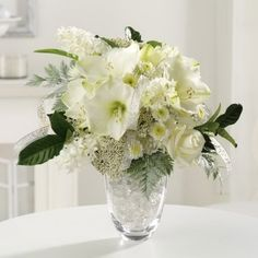 Order Glad Tidings flower arrangement from Firehouse Floral, your local Salt Lake City, UT florist. Send Glad Tidings floral arrangement throughout Salt Lake City, UT and surrounding areas. White Centerpiece, Flower Centerpieces, Pool Wedding Decorations, White Wedding Flowers, Wedding White, Chic Wedding, Wedding Reception, Wedding Ideas, Stock Flower