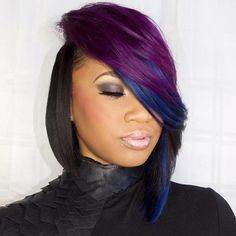 Short weave hairstyles are sweet, sassy and a whole lot of fun. From bright colors to sexy layers, there are plenty of options when you're ready for something new. Depending on h