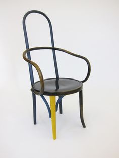High - Mundus 2013, appropriated mundus chair, 116 x 56 x 60 cm from Tu Casa Mi Casa by Martino Gamper at The Modern Institute This guy's work is SO inspiring - click thru for the rest