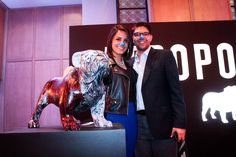 Así se vivió el #AeroGivesMx a beneficio de #DoctorSonrisas | Artistas plásticos & Celebridades | #AeroSonrisas #bulldog