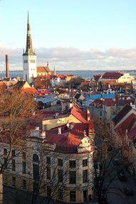 Old Baltic port - Tallinn, Estonia | by © pntphoto
