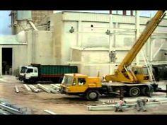 2004 yılı içerisinde Fas'ın Safi ilinde Lafarge Dalsan ve Damsan Makina işbirliği ile gerçekleştirilen Toz alçı kırma, depolama, alçı pişirme ünitelerinin inşaat, çelik konstrüksiyon montaj, ekipman kurulum devreye alma, elektrik-elektronik tesisat, otomasyon konularında şantiye şef yardımcısı ve montaj ekip şefi olarak görev aldım. Detaylı bilgi için lütfen kişisel web sitemi ziyaret ediniz.  http://www.ismailmuratbayik.com