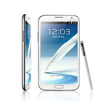 Samsung Galaxy Note 2 GT-N7100 GSM 3G Unlocked Cell Phone -16GB 8.0MP - White