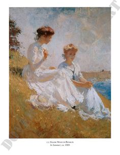 DoverPictura - Ladies In White Collection