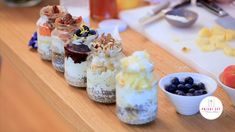 Chia Puding, Diet Recipes, Healthy Recipes, Healthy Food, Health Eating, Breakfast Time, Diy Food, Superfood, Food To Make
