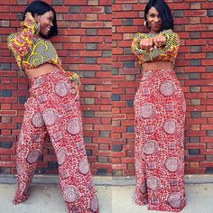 we at Madivas decided to share with us our favoUrite casual Ankara styles from this week. African Tops, African Dresses For Women, African Print Dresses, African Wear, African Women, African Prints, African Outfits, African Clothes, African Style