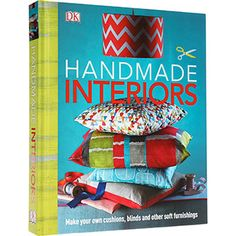 Handmade Interiors Finding Yourself, Make It Yourself, Curtains For Sale, Tk Maxx, Soft Furnishings, Free Ebooks, One Color, Blinds, Create Your Own
