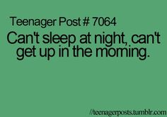 Teenager Post; the normal life of a teenager....