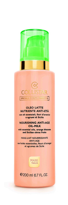 Collistar Nourishing Anti-Age Oil Milk