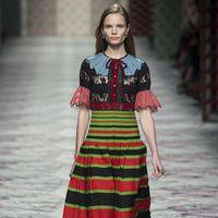Gucci prêt-à-porter Primavera-Verano 2016 Milan Fashion Week Londres Milán