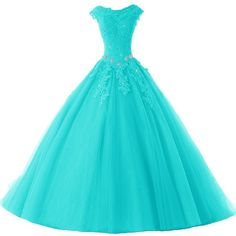 Designer Clothes, Shoes & Bags for Women Beaded Evening Gowns, Ball Gowns Evening, Beaded Prom Dress, Ball Gowns Prom, Ball Gown Dresses, Cap Dress, Junior Prom Dresses, Prom Dresses For Teens, Prom Dresses With Sleeves