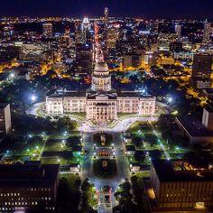 Texas State Capital.
