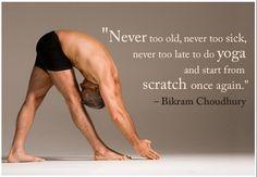 Bikram Yoga. #bikram #fitness