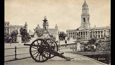 South Africa Durban Monuments in Town Gardens and Post Office Postcard Durban South Africa, Cape Town South Africa, Greenwich London, Old Postcards, Historical Society, Post Office, Old Pictures, History, City