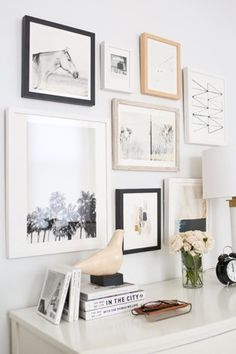 How to Create a Picture Wall