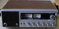 Citizen Band, Ham Radio, Radios, Base, Electronics, Tv, School, Vintage, Television Set