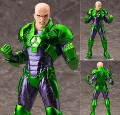 Where to buy Kotobukiya ArtFX DC Comics New 52 Lex Luthor Statue. Superman Story, New Number, Lex Luthor, New 52, Dc Comics Art, Hobby Shop, Man Of Steel, The Man, Comic Art