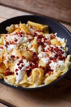 Hungarian Cuisine, European Cuisine, Hungarian Recipes, Vegan Recipes, Cooking Recipes, Pasta, Special Recipes, Food 52, Food Inspiration
