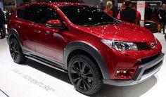 2016 Toyota RAV4 front side