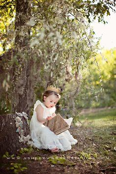 Menina lendo
