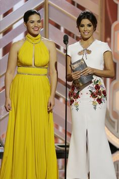 Eva Longoria and America Ferrera Just Said What Every Latina in Hollywood Has Been Dying to Say