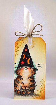 Halloween Tag #2 by jillian avery
