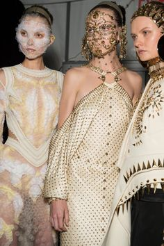 Details of Givenchy's spring-summer 2016 collection