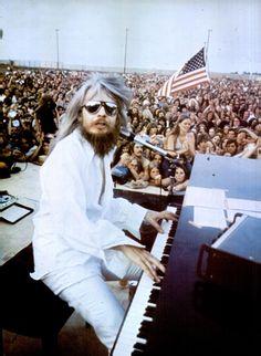 Commander Cody, 1972.