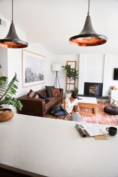 modern family home in Davis (Steng?) love everything about it A CUP OF JO: California house tour