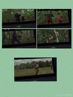 Here are some screencaps that is from the clip that is on the Insurgent app!
