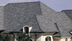Best Certainteed Highland Slate Black Granite Fieldstone 400 x 300