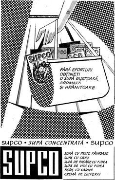Reclama și brandurile românești în perioada comunistă, anii 1970-1989: totul pentru Stat, cooperative, PECO, Sanda, Mirela, Eugenia, Marga și alte doamne drăguț fardate și coafate, depozite la CEC, Dacia prinde aripi, Mobra o prinde din urmă, la un CI-CO – Made in RO: Muzeul Publicității Titanic, Pop Up, Nostalgia, Vintage, Popup, Vintage Comics