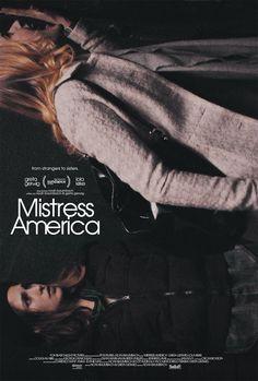 mistress america poster - Google Search
