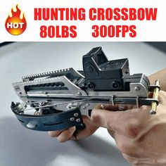 Homemade Crossbow, Outdoor Supplies, Crossbow Hunting, Wish Shopping, Terms Of Service, Aluminium Alloy, Really Cool Stuff, Cork Crafts, Archery