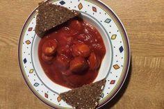 Leckerer Currywursttopf