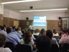 Charla sobre Gestión de Crisis y branding online e influencers para la Fundació Institució Familiar en el Colegio La Farga. 12/05/15