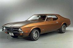 1972 Mustang Hardtop