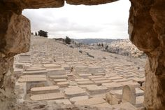 Monte degli Ulivi: cimitero ebraico