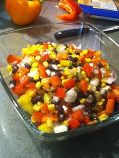 ://www.onceuponachef.com/2014/06/black-bean-corn-salad-chipotle-honey ...