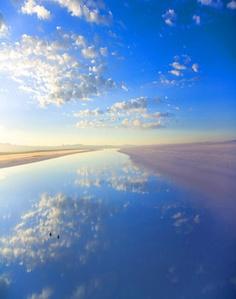 Bolivia, Salar de Uyuni, foto de George Steinmetz