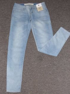 NEW Ladies Skinny Jeans Primark Size UK 8 EU 36 FOR SALE • £7.00 • See Photos! Money Back Guarantee. Brand new ladies skinny jeans from Primark. Size UK 8, EU 36. Ideal for spring/summer weather. 322235709162