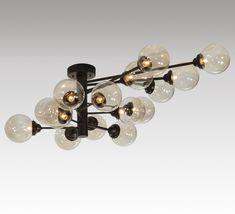 Meyda Tiffany Galaxy 15 Light Oblong Chandelier