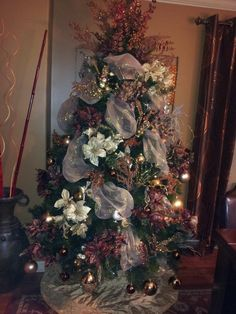 Great Christmas Trees and Decorations from Stylish Eve Facebook Fans!
